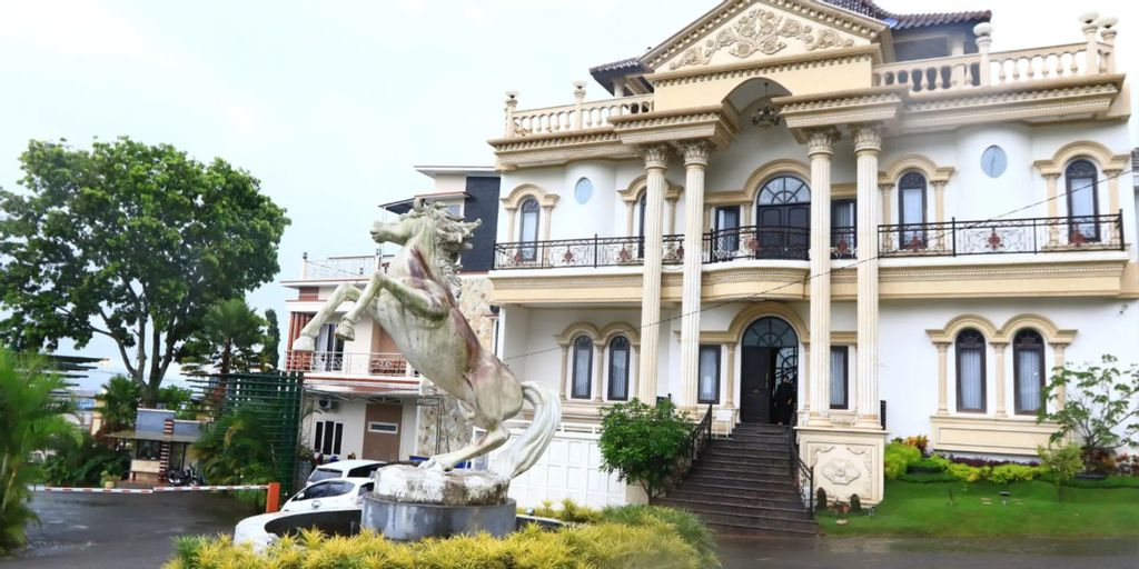 Villa Perdana Hill, Malang