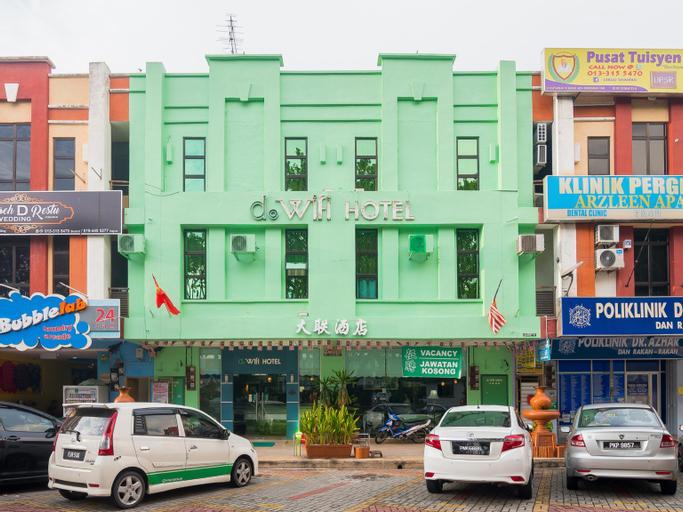Do Wifi Hotel, Kuala Muda
