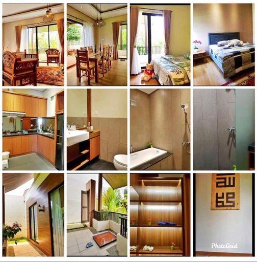 Homey 2BR Villa at Vimalla Hills Argopuro Indah No. 30/AI 30, Bogor