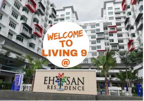 LIVING 9 @ EHSAN RESIDENCE, Seremban
