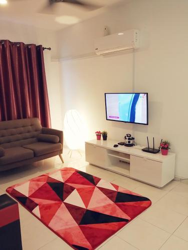 Baraqah Home, Seremban (100mbps Wifi & Netflix), Seremban