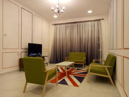 ICOLOR HOME & STAY CH6, Cameron Highlands