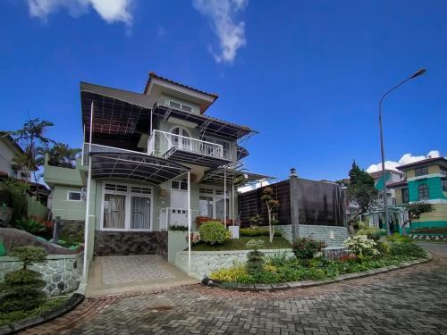 Villa puncak kota bunga cipanas, Bogor
