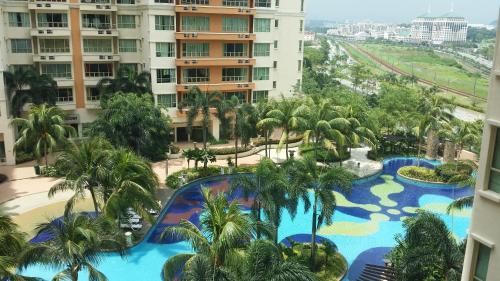 Qaiser Executive Stay East Lake Residence, Kuala Lumpur