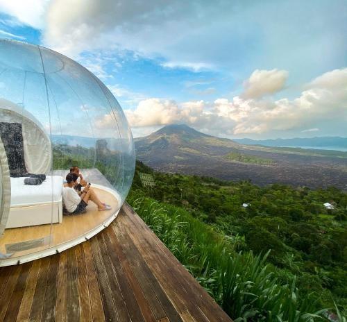 Basecamp Bali - Eco Luxury Bubble Hotel, Bangli