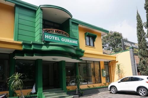 Hotel Gurame, Bandung