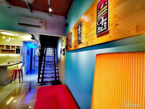 Luxury Duplex Loft梦幻特色双层豪华公寓, Seberang Perai Utara