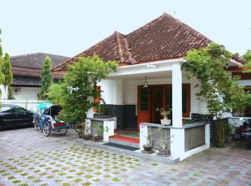 Ndalem Surokarsan, Yogyakarta
