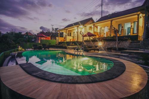 Arunika Cottage, Klungkung