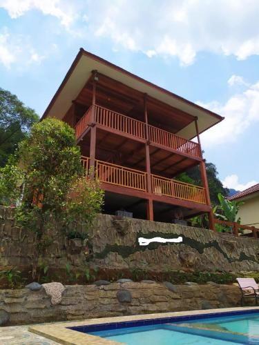 Villa Hanna, Bogor