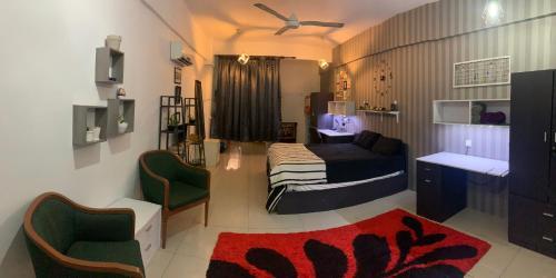 Cozy studio soho @kampar, Kinta