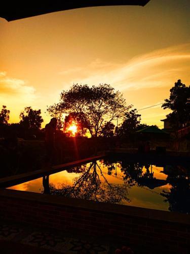 Dungkap Mount View bungalows, Klungkung