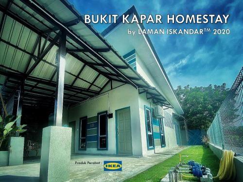 BUKIT KAPAR HOMESTAY by LAMAN ISKANDAR, Klang
