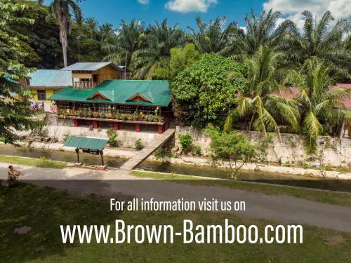 Brown Bamboo Bukit Lawang, Langkat