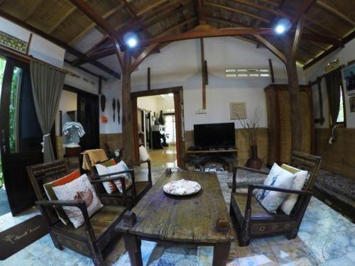 Frangipani Garden Villa, Lombok
