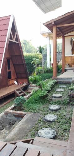 Bliss family cottage Batu, Malang