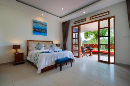 Little Ubud River View Ruby Suite, Denpasar