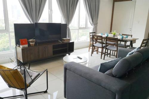 Blue Mansion @ Court 28 Residences Kuala Lumpur, Kuala Lumpur
