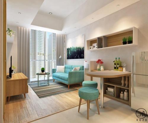 1 BR Apartment Near Shopping Malls, Jakarta Barat