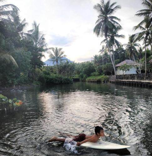 Jasri Dalem Surf Retreat, Karangasem