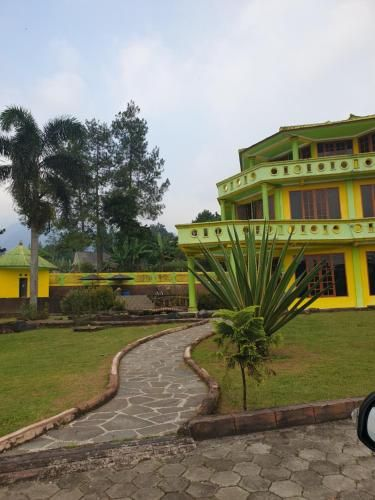 Villa zeid riyal, Bogor