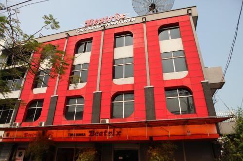 Apartemen Beatrix, Medan