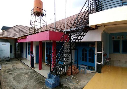 Villa Kost, Palembang