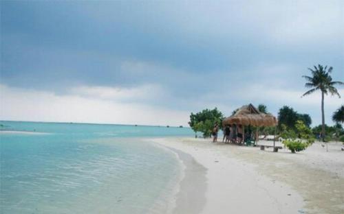 Pari Solata Seaview Homestay Syariah, Kepulauan Seribu