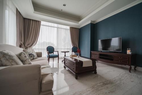 2BR Private Apartment at Pakubuwono near Senayan, Jakarta Selatan