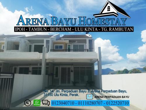 Arena Bayu Homestay, Kinta