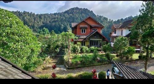 VILLA. ARGAPURI CIWIDEY BANDUNG WEST JAVA INDONESIA, Bandung