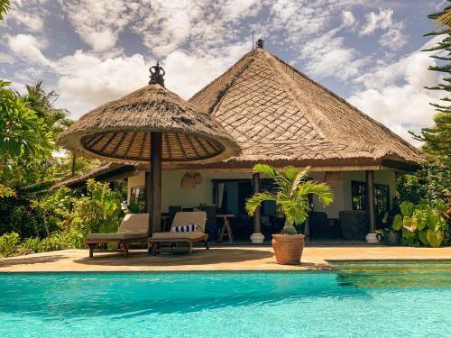 Villa Cahaya - Bali Sea Villas Beachfront and private pool, Buleleng