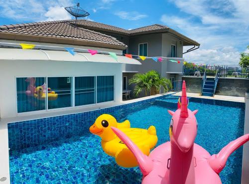 POOL VILLA 4 BEDROOM Jomtien, Pattaya