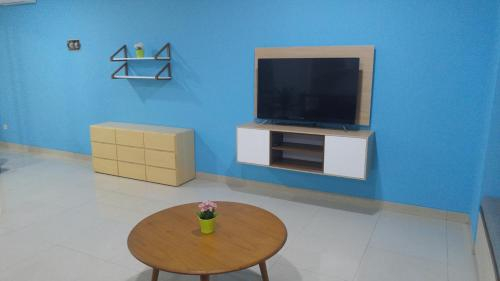 PIK - Town House Cordoba Private Room with King Size Bed, Jakarta Utara