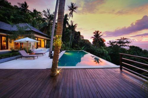 Villa Marley, Lombok