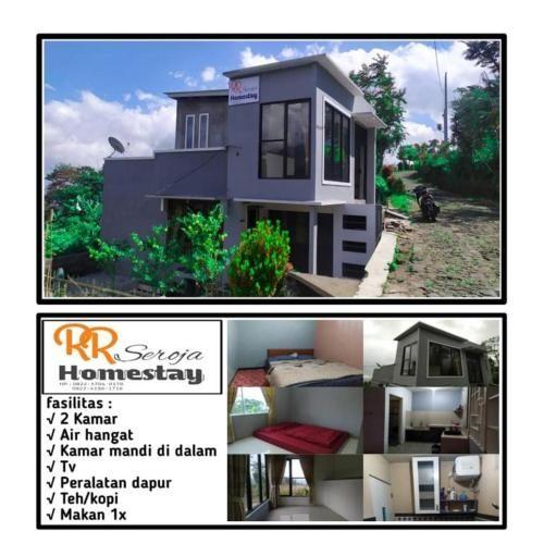 RR Homestay seroja, Wonosobo