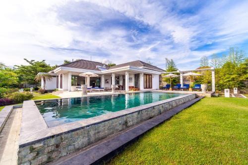 Mountain Villa Aina Lokahi - With a fantastic view!, Buleleng