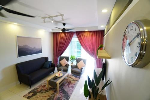 Homestay No.1 Bangi Casa Mewah@Puncak, Hulu Langat