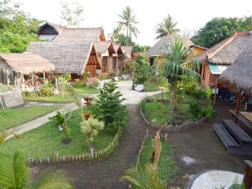 Kampung Meno Bungalows, Lombok