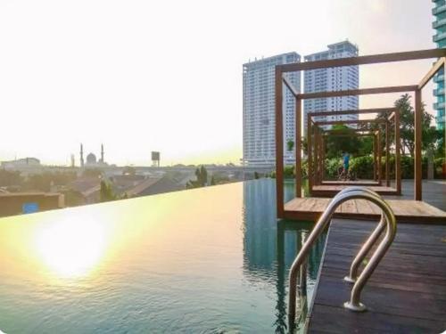 Apartement Grand Kamala Lagoon Bekasi By D'Cepeh Room, Bekasi