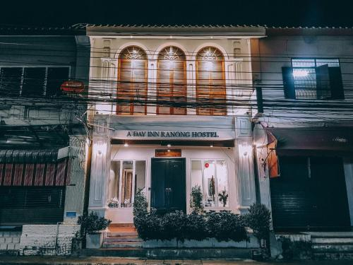 A Day inn Ranong Hostel, Muang Ranong