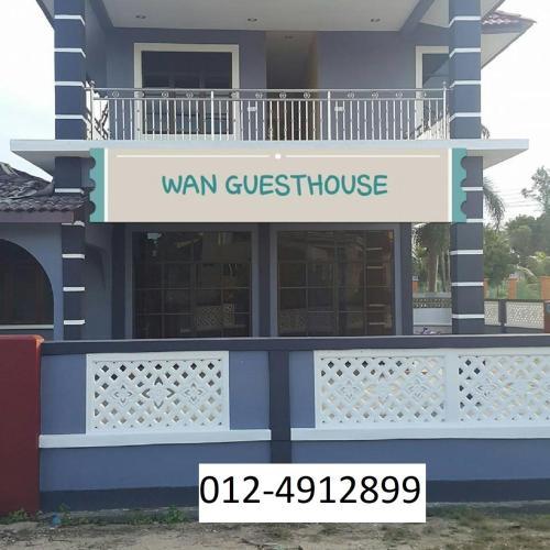 Wan Guesthouse, Tumpat