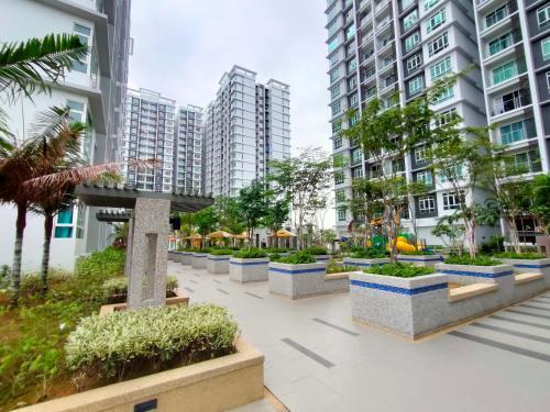 Parkland residence @ sungai Melaka, Kota Melaka