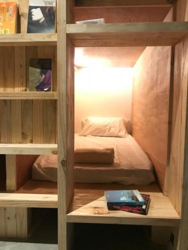 Unique Book Themes Mixed Dorm at Route Five Kuala Selangor, Kuala Selangor
