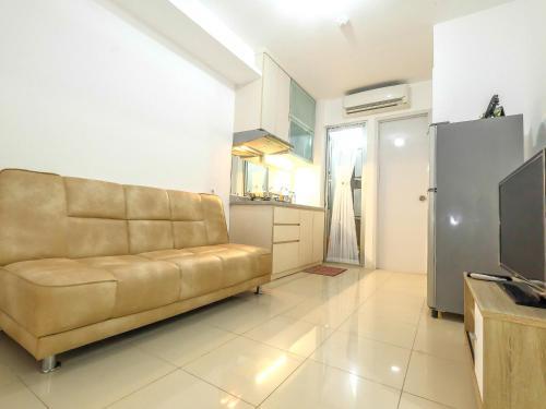 Homey 2 BR Bassura City Apartment By Travelio, Jakarta Timur