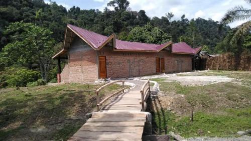 River view cottage, Langkat