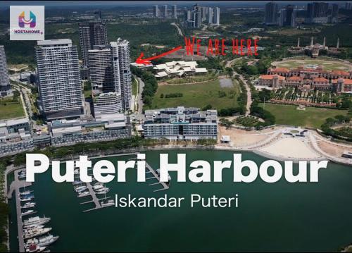 HostaHome Suites at Encorp Marina near Legoland, Johor Bahru