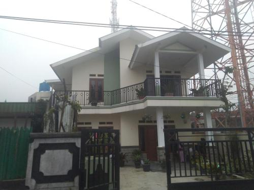 Villa Kenanga, Cianjur