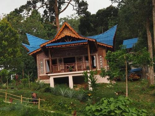 Sumatra Landak Lagoon, Langkat