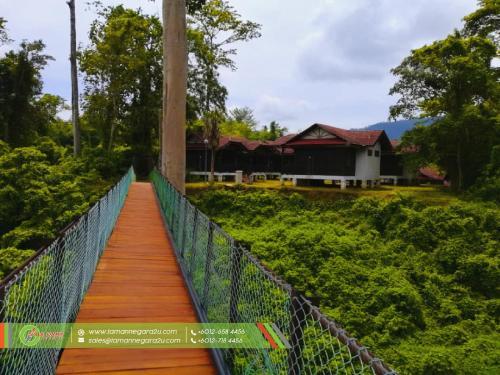 AsiaCamp & Resort, Jerantut